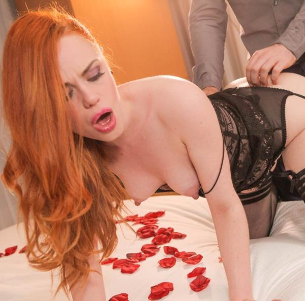 Ella Hughes – Celebrates her engagement with a vaginal creampie