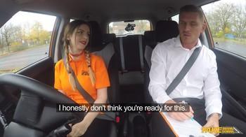 Fake Driving School – Stella Cox