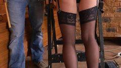 Gabriella Lati – Carpenters Revenge: Submissive Client Tied Up For Anal Sex
