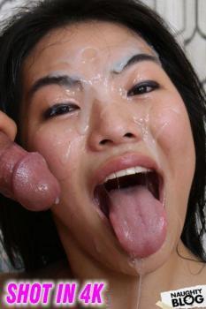 Jesse Loads Monster Facials – Nari Park