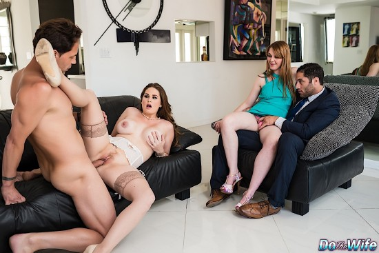 Allison Moore – Go Ahead, Fuck My Wife