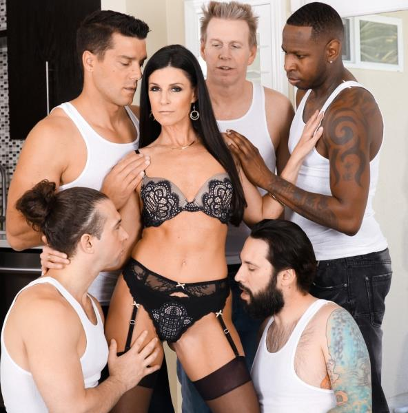India Summer – LeWood Gangbang: Battle Of The MILFs 2, Scene 2