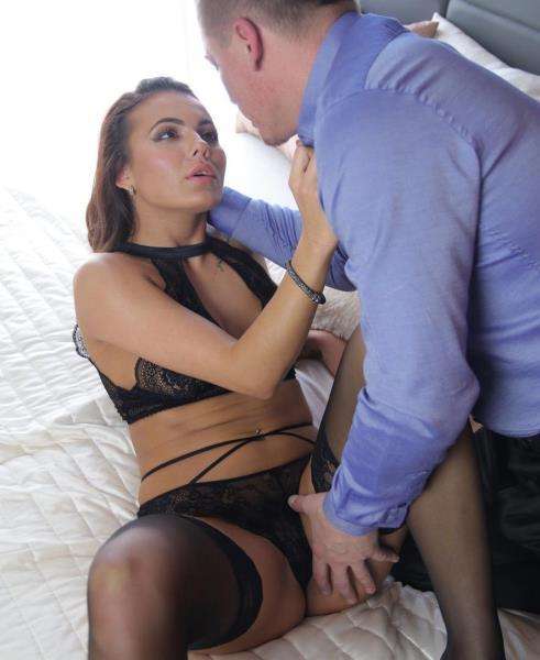 Steve Q, Vanessa Decker – Stockings and lingerie sex fantasy