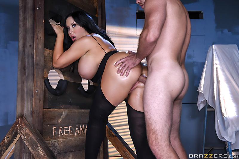 Free Anal 4 Sybil Stallone & Kyle Mason