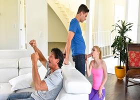 Seducing My Stepson – Kennedy Kressler – Family Strokes