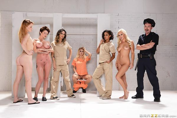 Nadia Styles, Natalia Starr, Skin Diamond – Orange Is The New Pussy