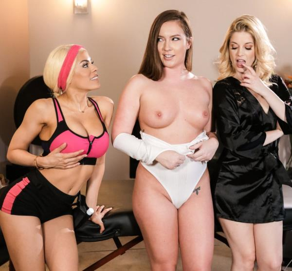 Maddy OReilly, Charlotte Stokely, Luna Star – Two Is Better Than One