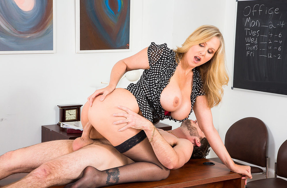 Julia Ann – My First Sex Teacher