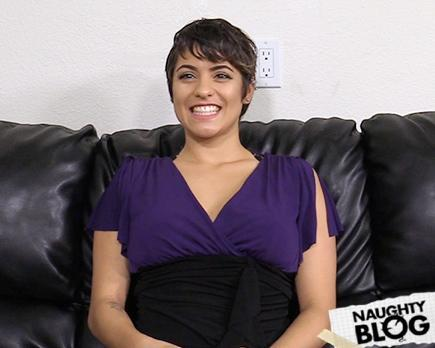 Backroom Casting Couch – Veronica