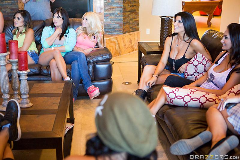 Are You Staring At Your Teacher's Tits Madison Ivy, Monique Alexander , Mick Blue 2014