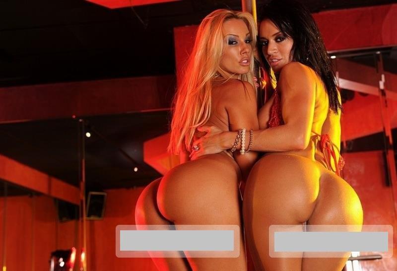 Franceska Jaimes, Sandy – Dirty Poledancers – 21Sextury