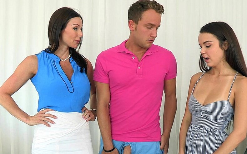 Kendra Lust, Dillion Harper – Laws of attractions