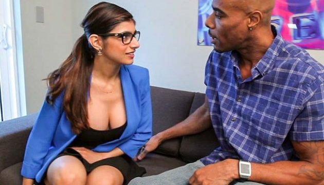 Mia Khalifa – Is Back and Ready For BBC!