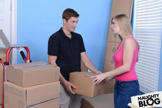 Dolly Leigh & Vanessa Cage – Moving Out Part 1