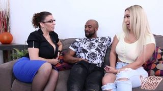 Nina Kayy – Sara Jay Fucking My Man And His Lawyer