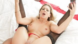Cherie DeVille – MILF Cheries Gaping Anal/A2M Reality