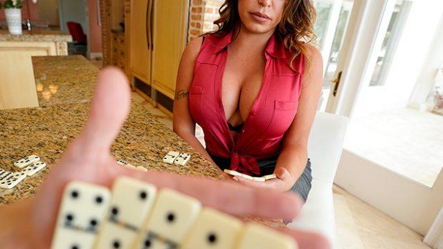 Julianna Vega – Teaching Him The Game Led To Hot Sex