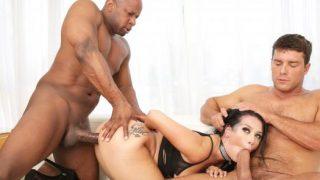 Katrina Jade – Katrina Jade Is A Badass Slut That Gets Used By Two Cocks