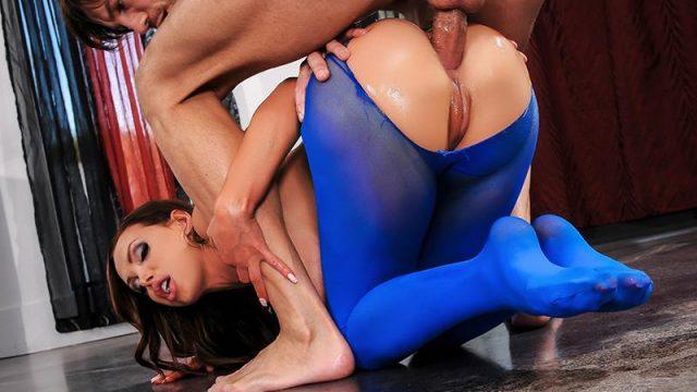 Pantyhose Playtime Nikki Benz & Jean Val Jean
