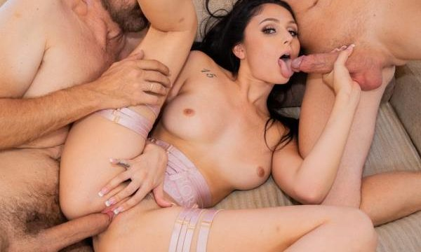 Ariana Marie – Double Penetrated