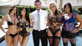 Brazzers House 1 Sex Challenge Ava Addams, Phoenix Marie, Romi Rain, Tory Lane, Ramon, Tommy Gunn & Xander Corvus