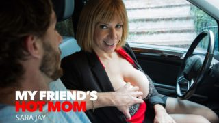 My Friends Hot Mom – Sara Jay