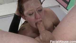 Slovenly Stripper – FaceFucking