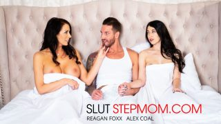 Slut Step Mom – Alex Coal And Reagan Foxx