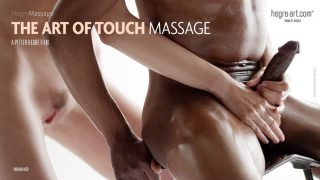 CHARLOTTA – THE ART OF TOUCH MASSAGE