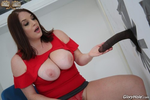 MAGGIE GREEN – AND BIG BLACK COCK