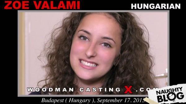 Woodman Casting X – Zoe Valami