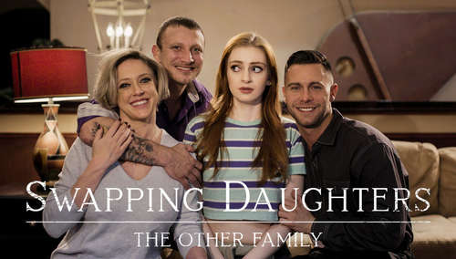 Dee Williams,Maya Kendrick – Swapping Daughters: The Other Family