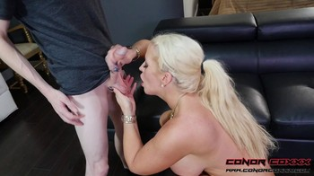 Conor Coxxx – Alura Jenson Anaconda Cock For An Amazon Goddess Muscular MILF