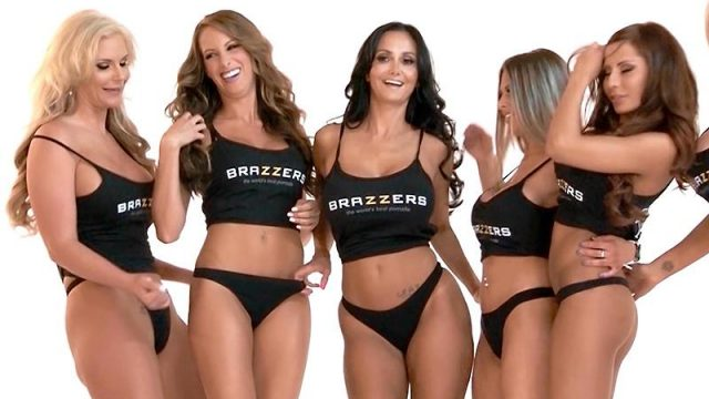 Brazzers 10th Anniversary 2004 – 2014