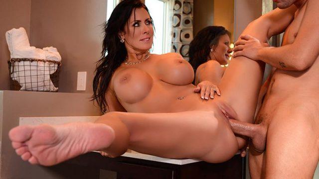 Save The Tits! Jessy Jones & Reagan Foxx