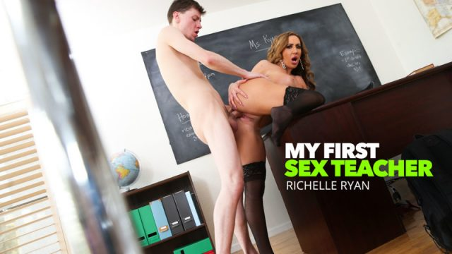 Richelle Ryan – My First Sex Teacher