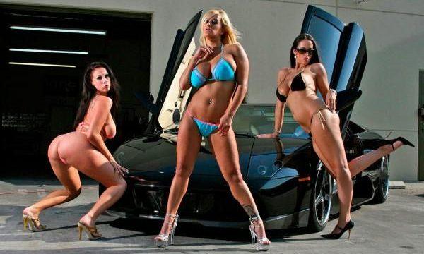 Carmella Bing, Gianna Michaels, Shyla Stylez – Ultimate dream team