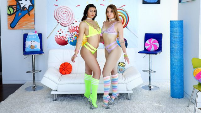 Kenzie Madison, Brooklyn Gray – Kinky Combo With Kenzie And Brooklyn