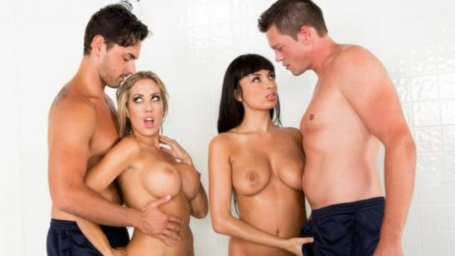 Anissa Kate, Capri Cavanni ~ World Cup Bitches ~ DigitalPlayground