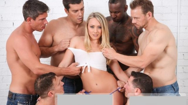 AJ Applegate In GB – HardX