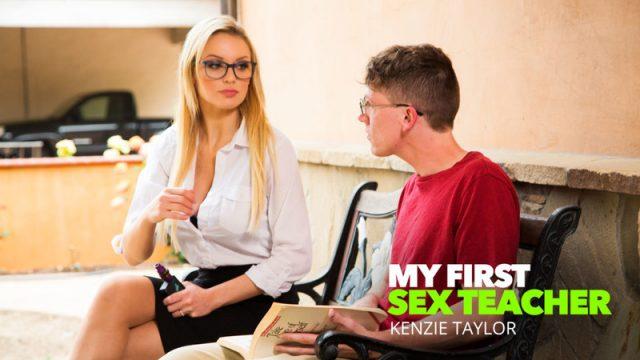 Kenzie Taylor – My First Sex Teacher