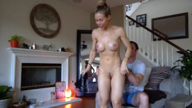 Nicole Aniston Yet to have sex EVERYWHERE in this house luckily I LOVE a good challenge