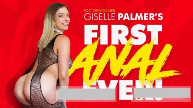 Giselle Palmer – Tall Texan Giselles Virgin Anal Video