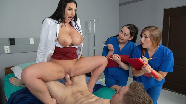 Firsthand Experience Angela White & Markus Dupree