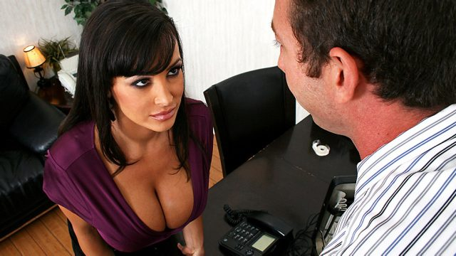 You've Got The Touch – Lisa Ann, Jordan Ash