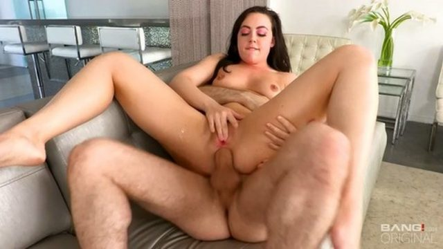 Whitney Wright Gets Both Her Holes Annihilated By Cock