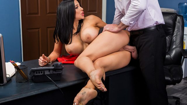 Emergency Dick Distraction Audrey Bitoni & Charles Dera
