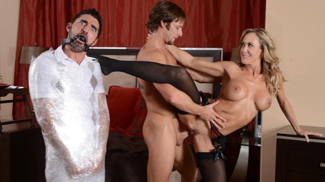 Cuckolding the Neglectful Husband Brandi Love & Billy Hart