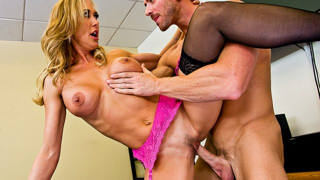 Evaluation Ejaculation Brandi Love & Johnny Sins