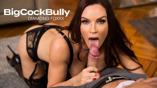 Diamond Foxxx – Big Cock Bully